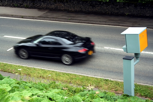 The wonderful world of Speed Cameras