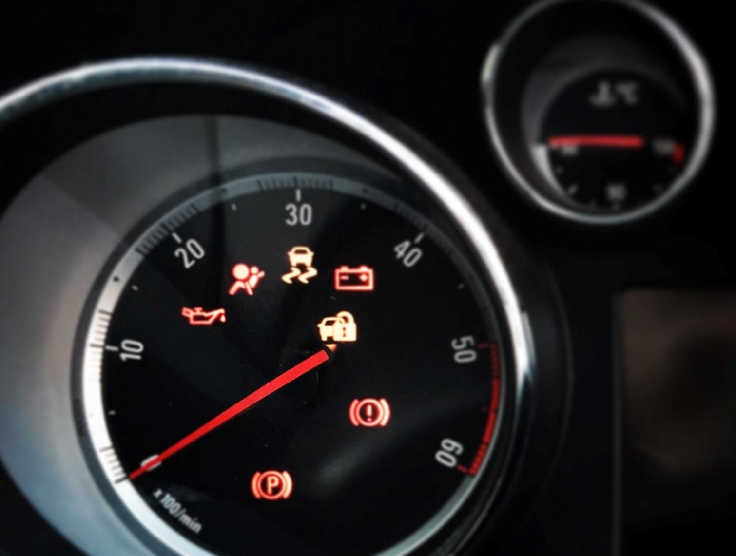 What Do My Car Dashboard Warning Lights Mean