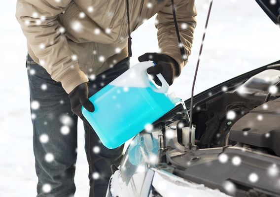 #CarCareMonth – How to prepare your car for long winter journeys!