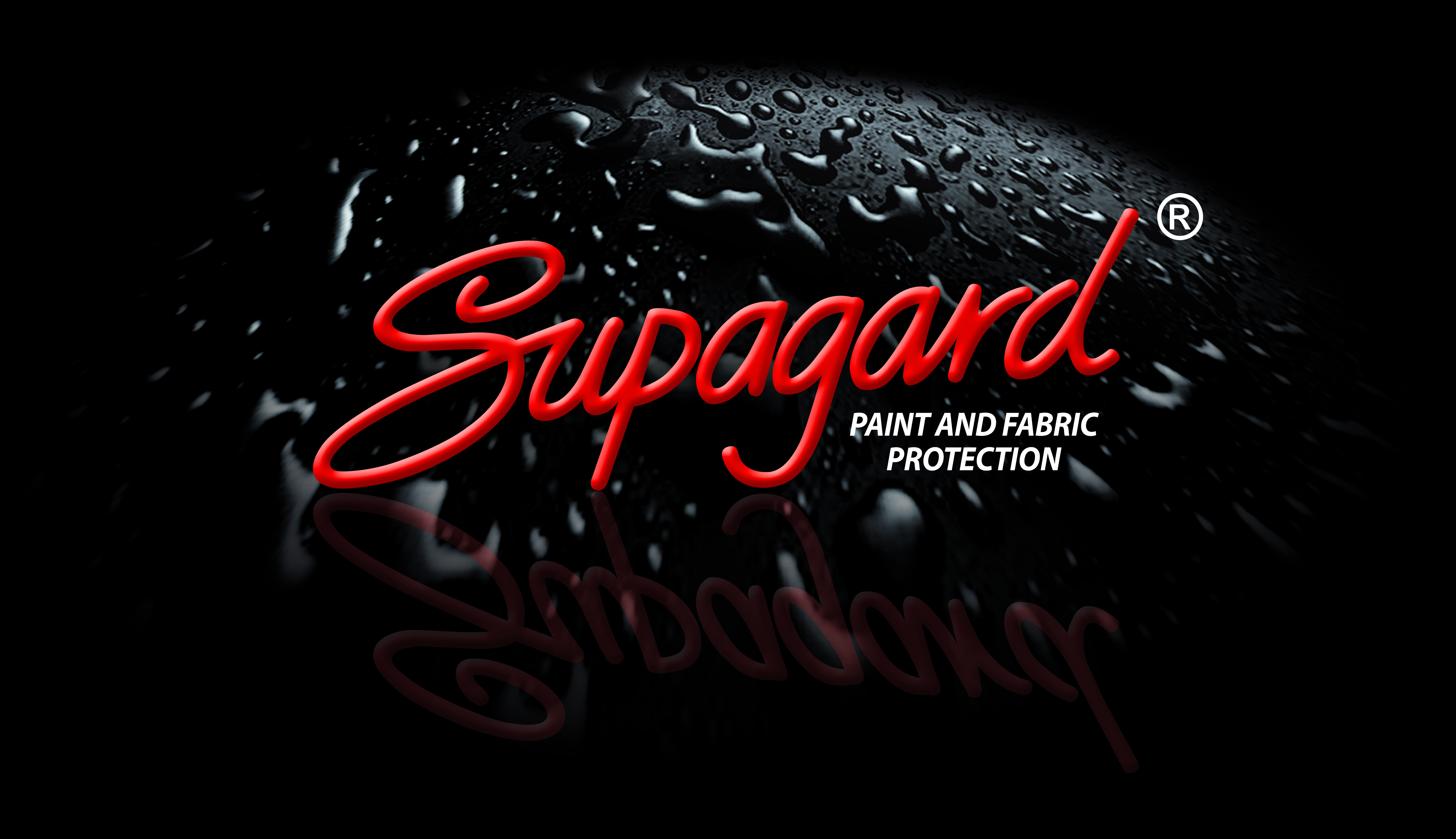 Using Supagard Paint Sealant to Keep Paintwork Looking New
