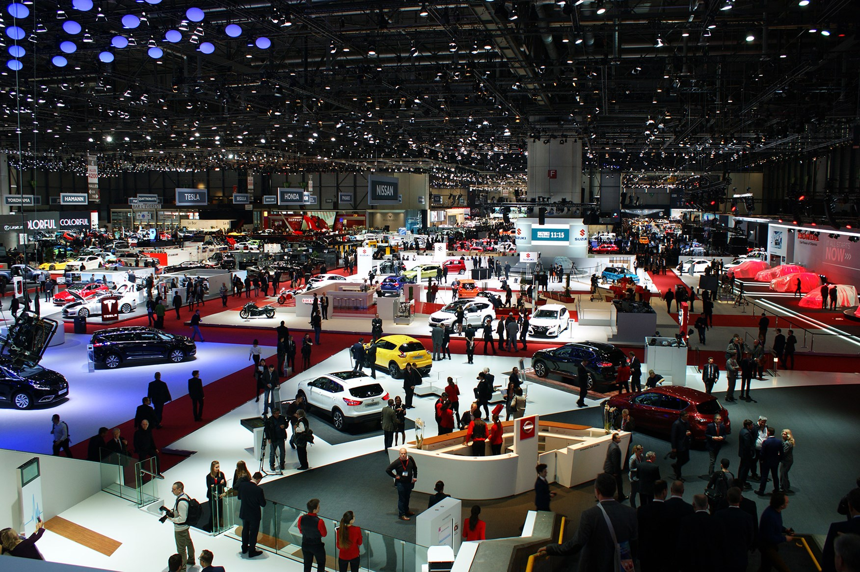 Top 5 Best Auto Shows in the World