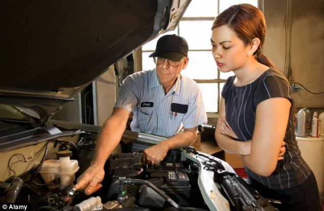 Are Female Drivers Getting a Raw Deal at The Garage?