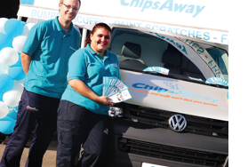 ChipsAway Launch Package