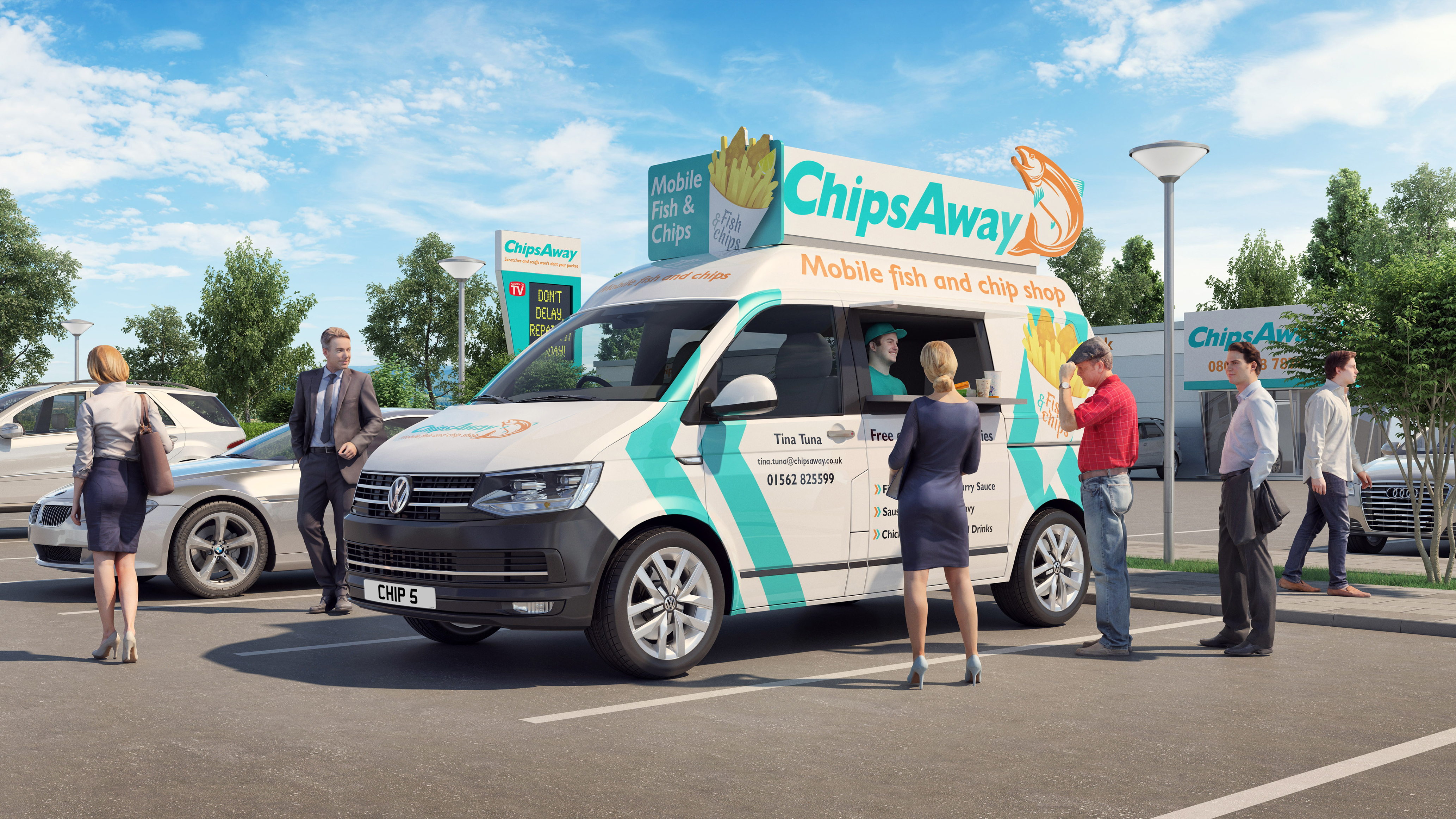 ChipsAway Launches Exciting New Sister Company!
