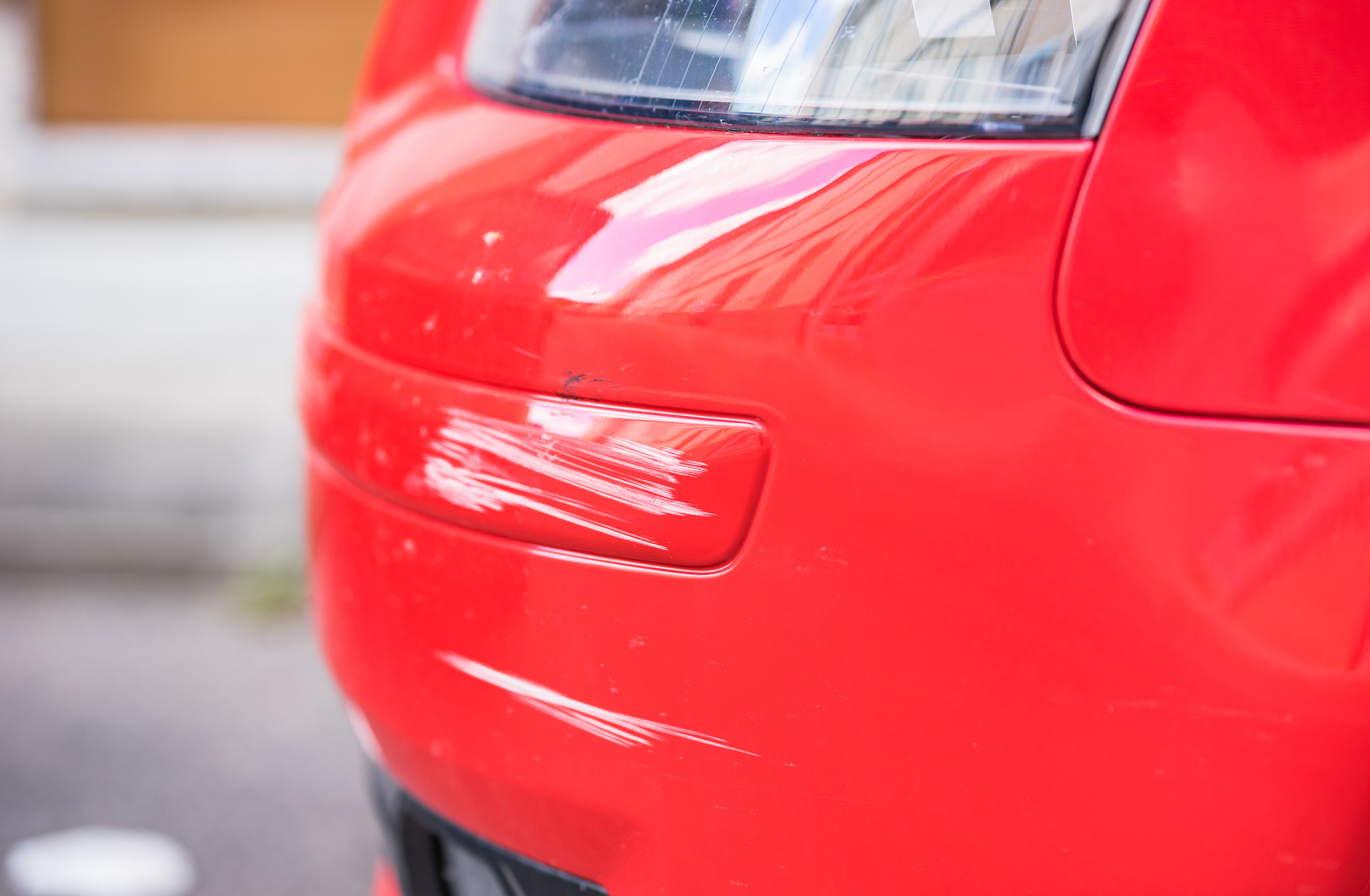 10 Common Causes of Car Paint Damage