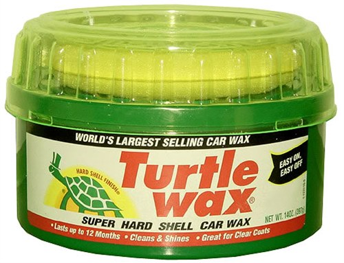 hard shell turtlewax product image - best car wax reviews