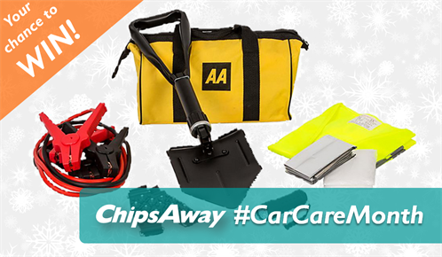 winter car care month kit