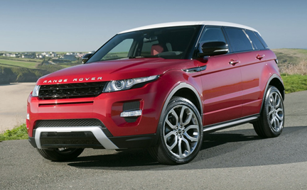 Range Rovers Have Been Popular Targets For Keyless Car Theft