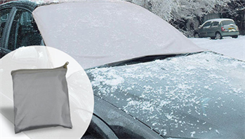 Magnetic Windscreen Shield - Best Winter Car Gadgets