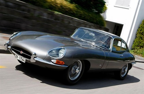 1961-Jaguar -E-Type