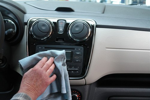 clean car interior best products