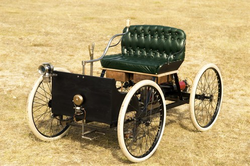 Ford Quadricycle 8