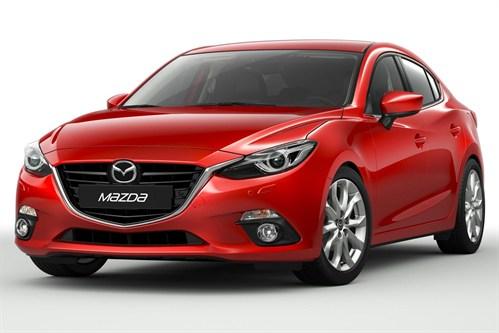 Mazda -3-10 Driveheat