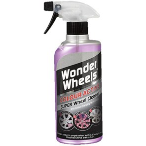 wonder wheels colour active super alloy wheel cleaner review
