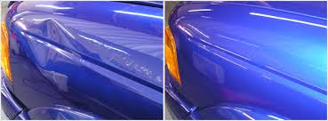 Paintless Dent Repair Before After