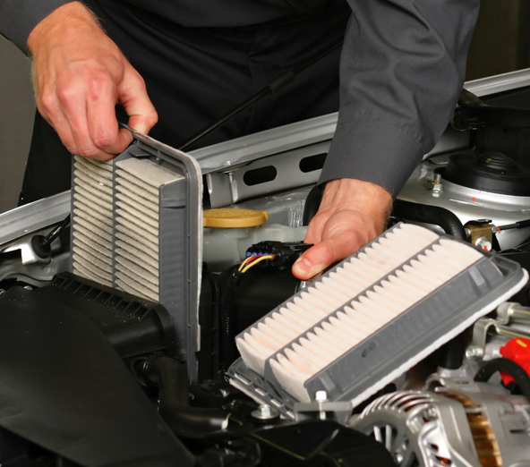 How to Clean Your Car Air Filter | ChipsAway Blog