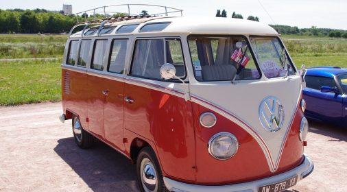 picture of a Volkswagen van