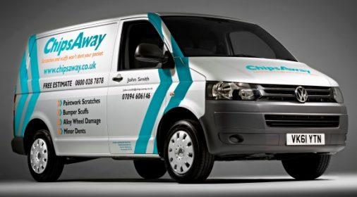 chipsaway van