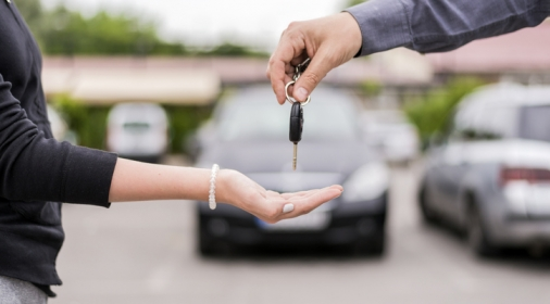 End of Lease Key exchange