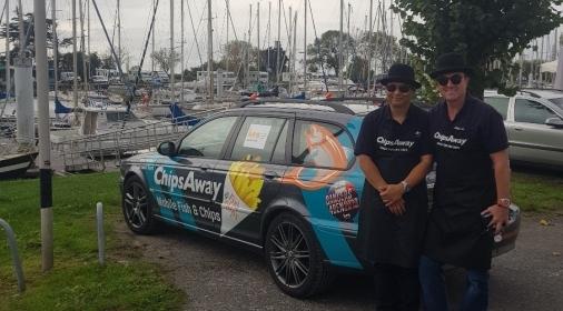 Bangers4Ben ChipsAway Car 2019