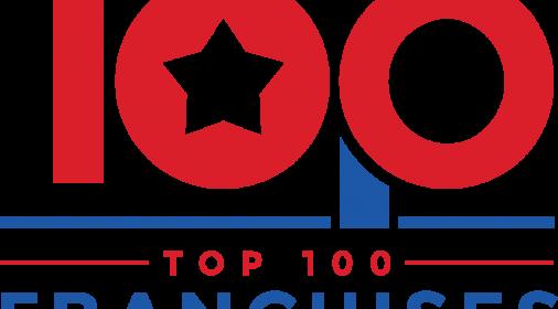 Franchise Direct Top 100 Logo