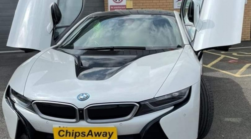 Telford and Wolverhampton carbon neutral super car