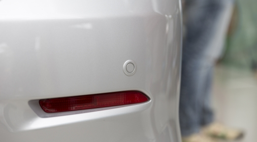back car sensor for safety parking and traffic